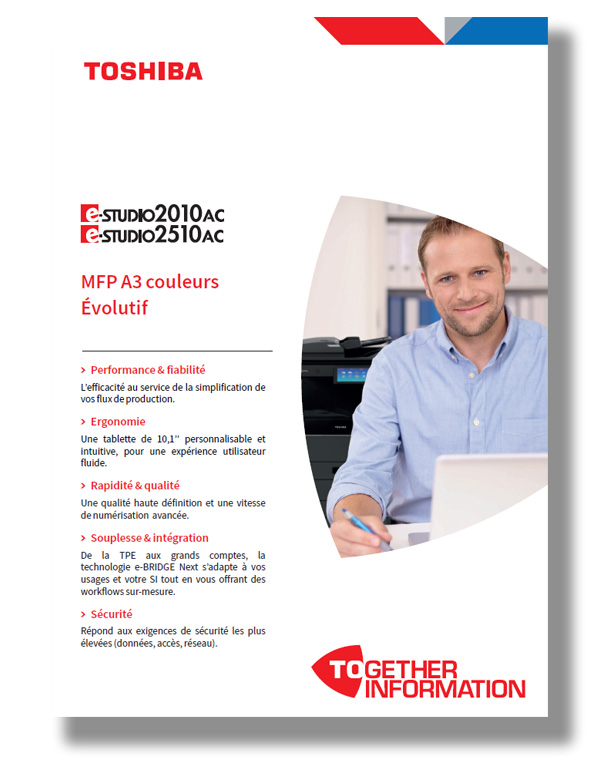 Brochure e-STUDIO 201